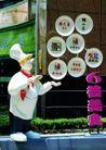餐饮标识牌0010,餐饮标识牌,矢量名片模板,卡通 厨师 美食