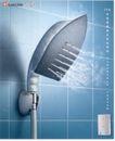中时广告获奖作品0093,中时广告获奖作品,第十三届中国广告节获奖作品集,喷头 洗沐用品
