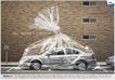 中时广告获奖作品0101,中时广告获奖作品,第十三届中国广告节获奖作品集,车子 礼物 塑料包装