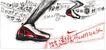 中时广告获奖作品0114,中时广告获奖作品,第十三届中国广告节获奖作品集,男式鞋