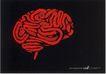 企业形象0002,企业形象,第十三届中国广告节获奖作品集,大脑 发热 智商