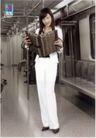 企业形象0036,企业形象,第十三届中国广告节获奖作品集,车厢里