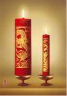保健品0007,保健品,第十三届中国广告节获奖作品集,红烛 燃烧 龙纹