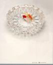 公益0103,公益,第十三届中国广告节获奖作品集,金鱼 玻璃制口 烟灰缸