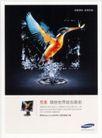 办公设备及用品0001,办公设备及用品,第十三届中国广告节获奖作品集,鸬鹚 口衔 小鱼