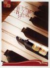 含酒精饮料0021,含酒精饮料,第十三届中国广告节获奖作品集,葡萄酒瓶 咖啡色 排列