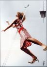 家用电器0003,家用电器,第十三届中国广告节获奖作品集,悬浮 空中 女郎