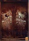 非酒精饮料0010,非酒精饮料,第十三届中国广告节获奖作品集,门楣 护卫 门神
