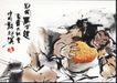食品0018,食品,第十三届中国广告节获奖作品集,肯德基广告 李逵 吃肯德基
