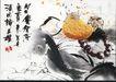 食品0019,食品,第十三届中国广告节获奖作品集,肯德基广告 鲁智深 佛珠