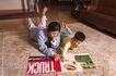 学前教育0089,学前教育,亲子教育,视野 字母 学习