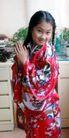 儿童0074,儿童,亲子教育,和服 双手 合拢