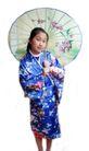 儿童0078,儿童,亲子教育,纸伞 遮阳 斜腰