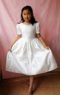 儿童0079,儿童,亲子教育,白色 连衣裙 洁白