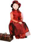 儿童0090,儿童,亲子教育,神态 服饰 漂亮