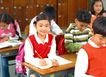 小学教育0026,小学教育,亲子教育,在教室 学习 上课