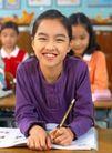 小学教育0030,小学教育,亲子教育,女生 表情 文具