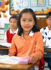 小学教育0037,小学教育,亲子教育,桌子 书籍 黑头发