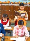 小学教育0050,小学教育,亲子教育,教室里
