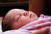 新生婴儿0071,新生婴儿,亲子教育,闭眼 熟睡 儿童