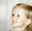 新生婴儿0075,新生婴儿,亲子教育,黄发 小女孩 天真