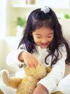 温馨家庭0058,温馨家庭,亲子教育,无邪童年 公主头 玩偶