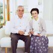 温馨家庭0077,温馨家庭,亲子教育,喝茶 幸福 晚年