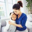 温馨家庭0091,温馨家庭,亲子教育,年轻 妈妈 安慰