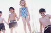 童趣0003,童趣,亲子教育,少儿 泳装 牵手