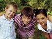 童趣0012,童趣,亲子教育,俯身 合影 童伴