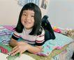 童趣0017,童趣,亲子教育,齐眉 刘海 发型
