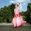 童趣0034,童趣,亲子教育,气球 晴天 天空