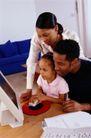 美国家庭0001,美国家庭,亲子教育,父母 辅助 上网