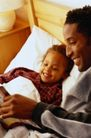 美国家庭0002,美国家庭,亲子教育,枕头 女儿 教育