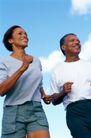 美国家庭0014,美国家庭,亲子教育,清晨 健身 慢跑