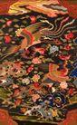 中国底纹0034,中国底纹,底纹,凤舞九天 皇家布艺