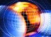 科技底纹0003,科技底纹,底纹,网状 球体 光环
