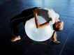 养生0029,养生,生活,球体 锻炼 赤脚