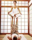 养生0041,养生,生活,人类健身 盘腿