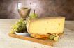 葡萄酒0003,葡萄酒,生活,面包 淡黄 葡萄