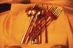 商业图片0040,商业图片,商业情景,餐具 叉子 钢叉