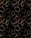 图形花纹背景0035,图形花纹背景,分层花纹,金属 相互 环扣