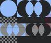 图形花纹背景0044,图形花纹背景,分层花纹,黑色 阴影 叠加