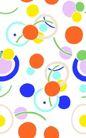 图形花纹背景0078,图形花纹背景,分层花纹,彩色 斑斓 稀疏