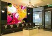 图形花纹背景0085,图形花纹背景,分层花纹,室内 装修 壁画