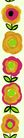 小花纹系列0053,小花纹系列,分层花纹,童趣 绘画 小花