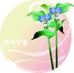 矢量花卉0037,矢量花卉,分层花纹,飘散 花香 平静