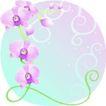 矢量花卉0059,矢量花卉,分层花纹,