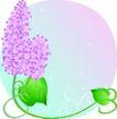 矢量花卉0065,矢量花卉,分层花纹,