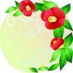 矢量花卉0075,矢量花卉,分层花纹,